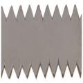 Squeegee blades 1.4 notch