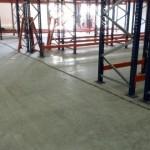 1000 CS warehouse before application