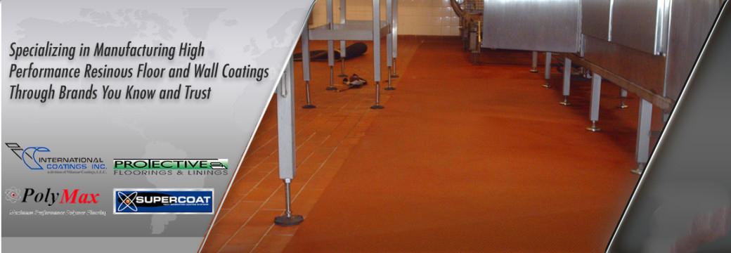 Protective Floor Coatings | Milamar Coatings, L L C