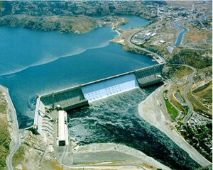 Coulee Dam ICO Gel repair and seal